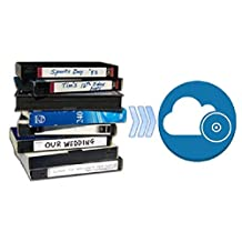Video Tape Transfer Service (VHS, Hi8, MiniDV, Digital8, VHS-C) to Digital MP4