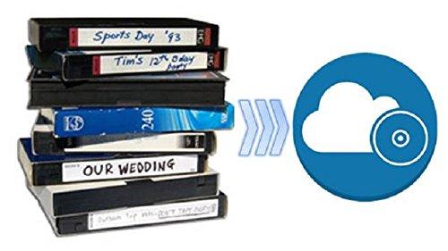 Video Tape Transfer Service (VHS, Hi8, MiniDV, Digital8, VHS-C) to Digital - Dvd Mp4 Converter To