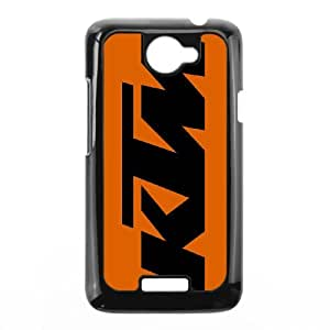 HTC One X Cell Phone Case Black Ktm Racing Logo Custom Case Cover A11A560949