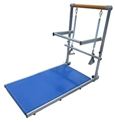 Supreme Toning Tower was developed and designed to be the ULTIMATE Total Body Transformer. Its a combination of Pilates Cadillac Trap Table, Barre and overall body trainer in one product. Beverly Hills Fitness wanted to deliver HIGH QUALITY a...