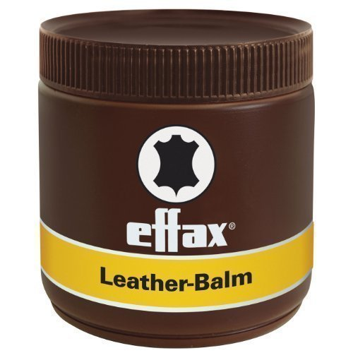 Effax Leather Balm 500 Ml-For durability and reliability of Lederequipment. Contains Lanolin Avocado Oil by William Hunter Equestrian