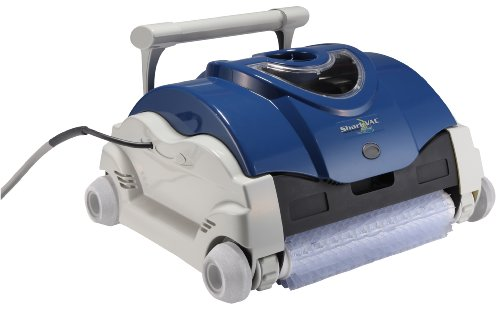 hayward-rc9742-sharkvac-automatic-robotic-pool-cleaner-with-caddy-cart