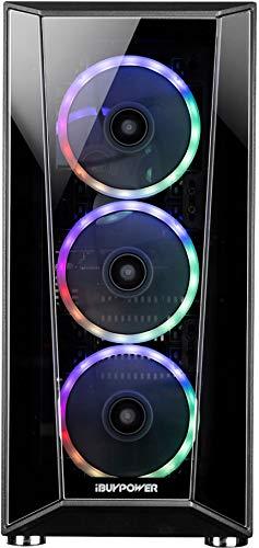 Ibuypower BB981 Gaming and Entertainment Desktop (Intel i5-9400F 6-Core, 32GB RAM, 240GB SSD + 1TB HDD, NVIDIA GTX 1650…
