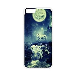 Wolf DIY Cell Phone Case for iPhone6 Plus 5.5