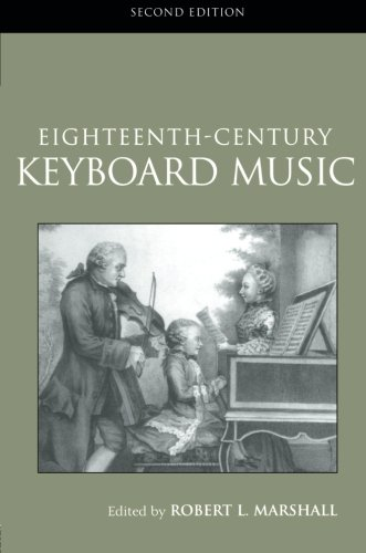 18th-Century Keyboard Music (Routledge Studies in Musical Genre) (Century Music 18th)