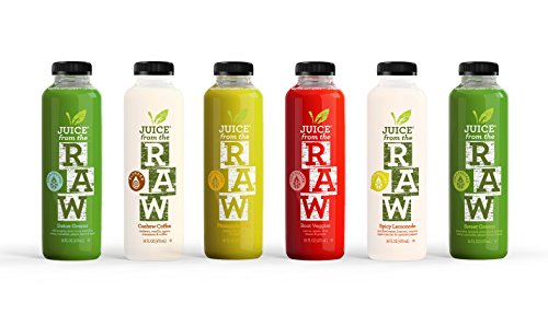 juices from the raw - 2