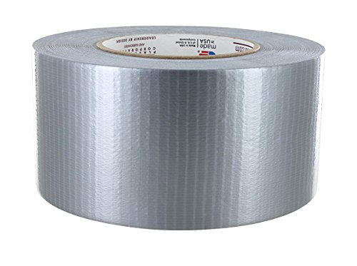 NASHUA 2280 Silver Duct Tape, Bulk Pack, Full Case, 72mm x 55M, 16 Rolls by Nashua (Image #1)