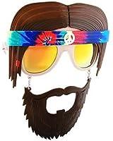 Sun-staches - Bearded Hippie