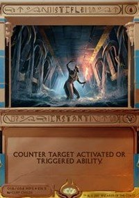Stifle - Foil - Masterpiece Series: Amonkhet Invocations B06ZZC8RPK