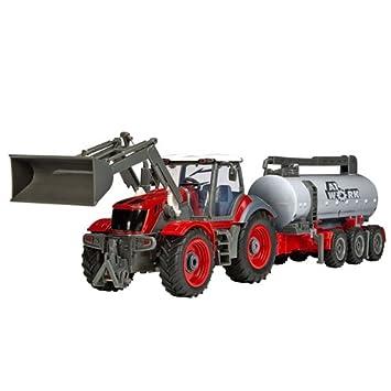 Revell Control RadiocommandCA Tracteur Remorque dp BNIOWXY