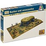 Italeri - I6070 - Maquette - Figurine - Bunker et Accessoires - Echelle 1:72