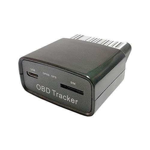 S Tracker Real-time Locator Web Vehicle Fleet Management System Black ()