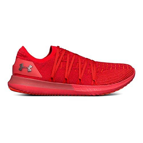 Under Armour Men's Speedform Slingshot 2 Sneaker, Pierce (600)/Spice Red, 12