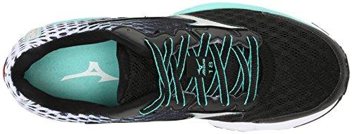 Mizuno Wave Rider 18 Fibra sintética Zapato para Correr