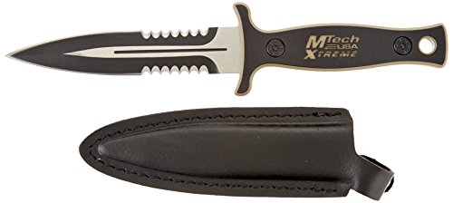 MTech USA Xtreme MX-8059TN Fixed Blade Tactical Knife, Two-T