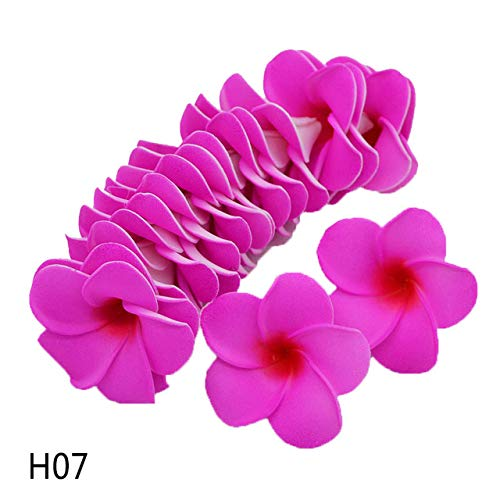 VDV-Artificial-Flowers-20Pcs-Plumeria-Hawaiian-Foam-Frangipani-Flower-Artificial-Silk-Fake-Egg-Flower-for-Wedding-Party-Decoration-Hanging-Planters-for-Indoor-Plants-H07