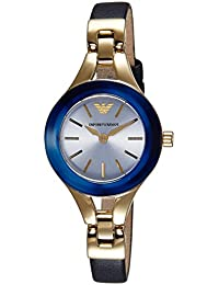 Armani Women's Blue Dial Watch