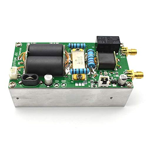 Semoic 100W SSB Linear Hf Power Amplifier with Heatsink for Yaesu Ft-817 Kx3 Cw Am Fm C5-001
