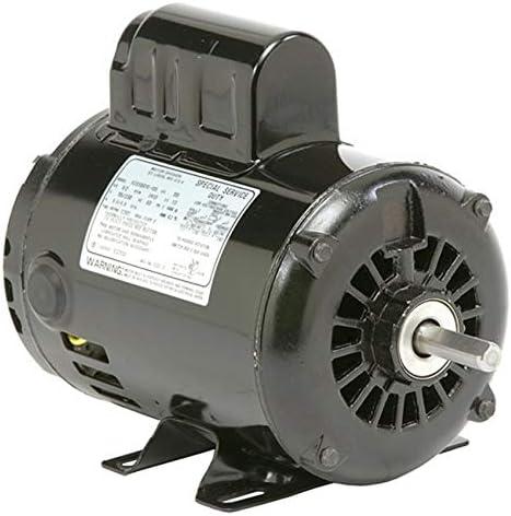 3/4 hp 1200 RPM 56H Frame 115/230V Open Drip Nidec Electric Motor #  D34CP3PH - - Amazon.comAmazon.com