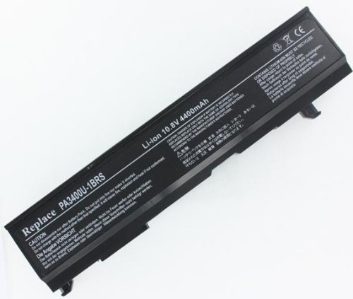 4400mAh Battery for TOSHIBA Satellite A100-ST8211 A100-756 A100-551 A100-521 A105-S4XXX A110-S3094 A110-228 A110-133 A110-293 Pro M40(except M40-S312TD) Laptop battery replacement PA3465U-1BRS PABAS069 - 1brs Battery Pa3465u Toshiba