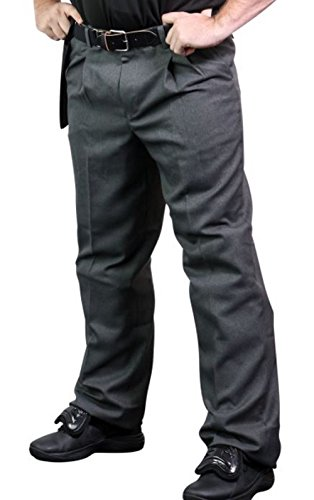 CHAMPRO The Field Baseball Umpire Pants Official Ump Pant Charcoal Gray BPR2 fbca516025fd