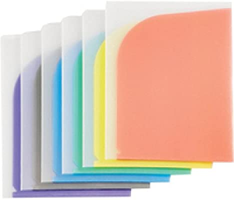 Tarifold A4 8 solapa presentación carpetas – Surtido (Pack de 6 ...