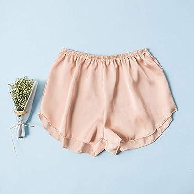 HEZHYDNY Pantalones Cortos de Seguridad para Mujer Pantalones ...