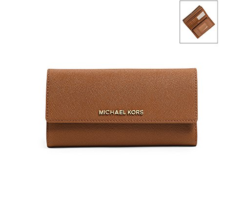 c3deba306a3f MICHAEL Michael Kors Jet Set Checkbook Wallet Luggage - Buy Online in UAE.  | Shoes Products in the UAE - See Prices, Reviews and Free Delivery in  Dubai, ...
