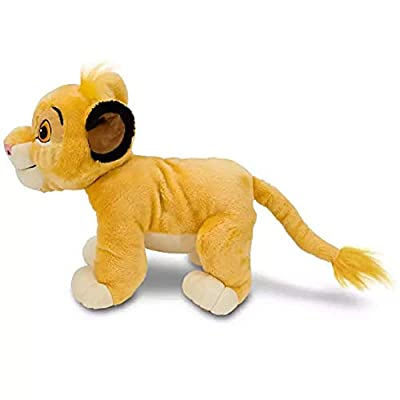Disney The Lion King Simba Plush -- 11