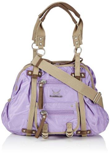 Sansibar Rio - Bolso de mano de material sintético mujer Violeta - Violett (lavender)