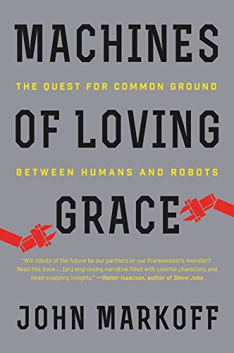 Picture of a Machines of Loving Grace The 9780062266699