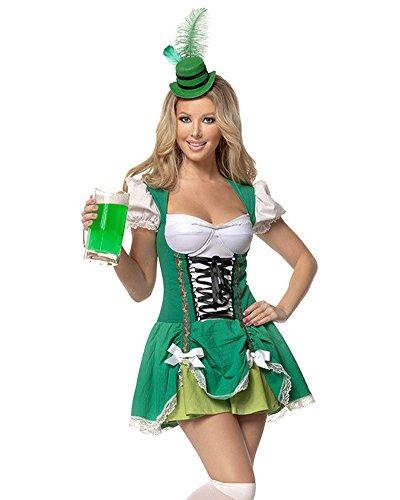 YipGr (Beer Garden Girl Plus Size Costume)