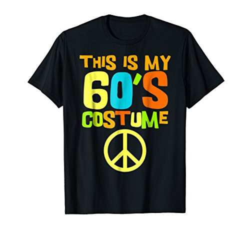 This Is My 60s Costume | Theme Party Wear Costume Outfit -
