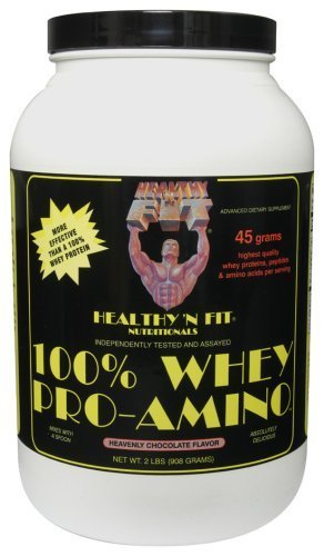 Healthy Fit Whey Pro Amino Chocolate product image