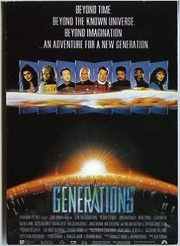 Livres Star Trek - Generations - carte postale FA406 epub, pdf