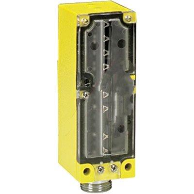 BANNER ENGINEERING LS10ESR 30181 - LS10 Series: Light Screen EMITTER; Range: 100-200 MM; Input: 12-30V DC; Output: Bipolar: 1 NPN; 1 PNP DO; Quick-Disconnect Connector -