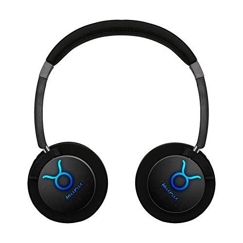 Wireless Bluetooth Headphones Taurus Logo Headset Earbuds Earphone for Noise-canceling Ear Buds