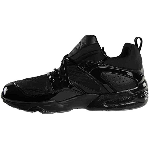 Puma Blaze Of Glory X Meek Bike Life Men Sneakers In Tela Tinta Unita Nere