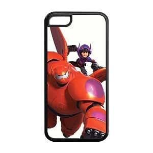 Lmf DIY phone caseBig Hero Six Solid Rubber Customized Cover Case for iphone 5c iphone 5c-linda346Lmf DIY phone case
