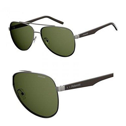 Core Pld 2043 /U/S 06LB Ruthenium / UC green polarized lens ()