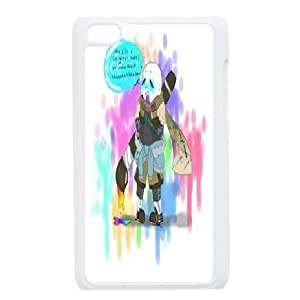 iPod Touch 4 Case Cover, DDdiy Megalovania Custom Cell Phone Case for iPod Touch 4