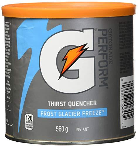Gatorade Perform 02 Frost Glacier Freeze Powder-18.3 oz