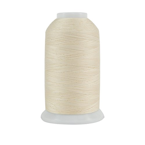 Superior Threads 121029XX972 Papyrus 3-Ply 40W King TUT Cotton Quilting Thread, 2000 yd