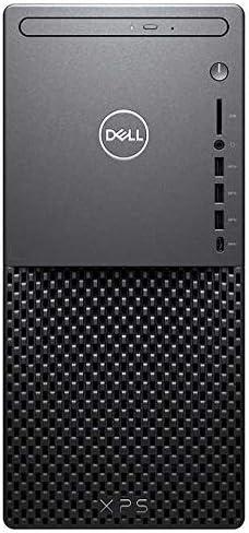Flagship 2021 Dell XPS 8940 Gaming Tower Desktop Computer 10th Gen Intel Octa-Core i7-10700 64GB RAM 1TB SSD + 1TB HDD Geforce GTX 1660Ti DisplayPort Wifi6 Bluetooth DVD-RW Win10 + iCarp HDMI Cable