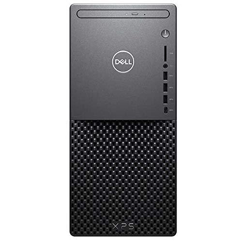 Dell XPS 8940 2021 Premium Tower Desktop Computer I 10th Gen Intel 8-Core i7-10700 I 24GB DDR4 512GB SSD + 2TB HDD I Geforce GTX 1660Ti DisplayPort Wifi6 Bluetooth DVD-RW Win10