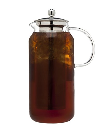 - Artisan Roast Cold Brew Iced Coffee Maker/Tea Infuser 1.5L