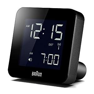 BRAUN BNC009WH-RC -Reloj Despertador Digital 3