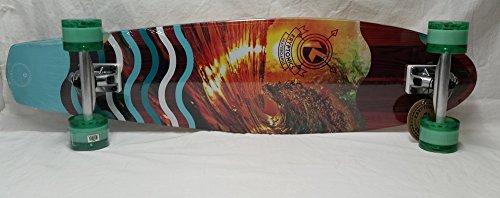 Kryptonics 38 Diamondtail Longboard