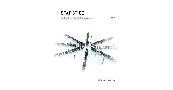 Amazon.com: Statistics: A Tool for Social Research ...