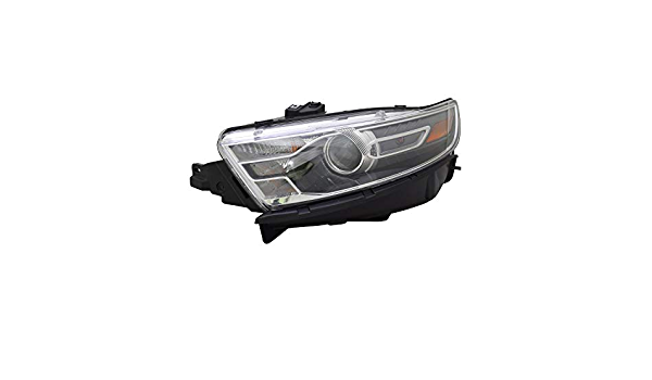 FO2502332R Head Lamp Assembly Driver Side Fits 2014-2015 Ford Taurus